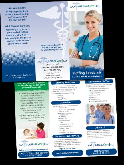 Nursing Home Brochure