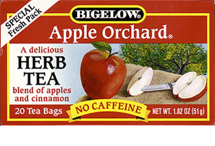 Bigelow Tea Apple Orchard