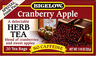 Bigelow Tea Cranberry Apple