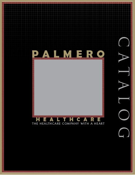 Palmero Product Catalog Cover