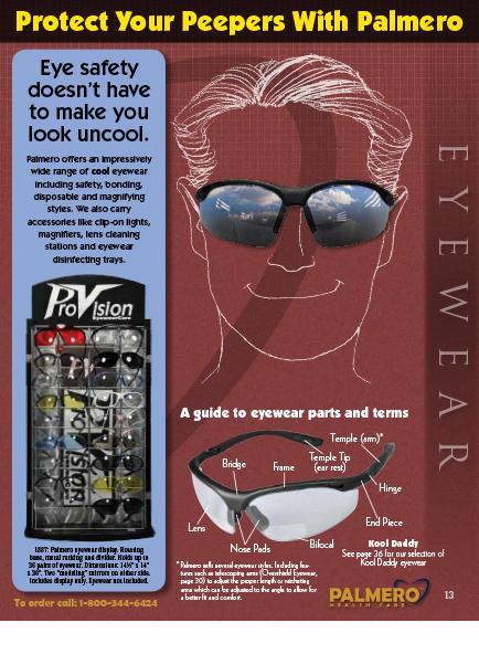 Palmero Catalog Eyewear