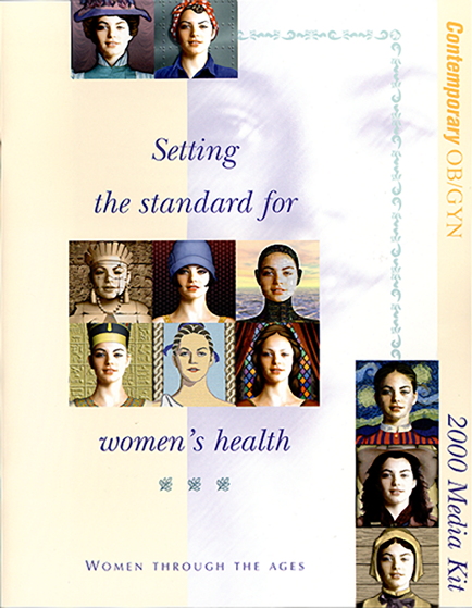 Y2K Woman Media Kit Cover