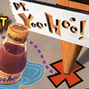 Yoo-Hoo Spring Break Banner