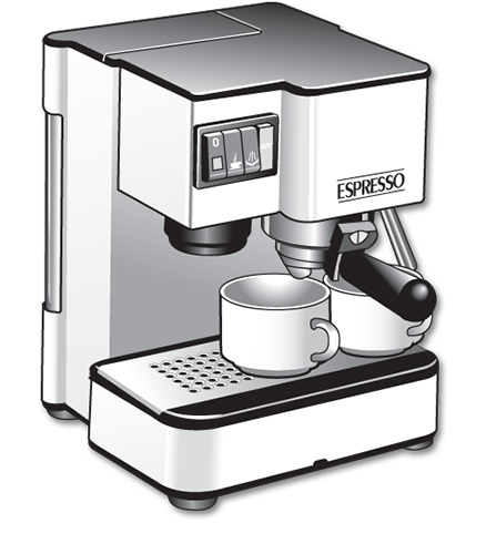 black and decker espresso machine