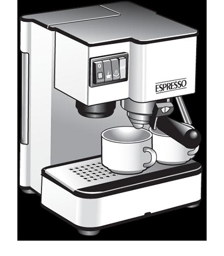 Black & Decker Espresso Maker