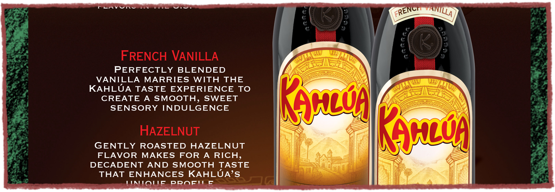Kahlua Sell Sheet
