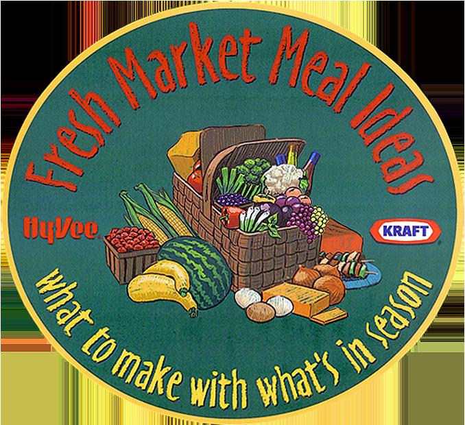 Kraft Fresh Market End Aisle Display Graphics