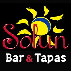 Solun Tapas Bar billboard