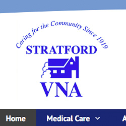 Stratford VNA Website